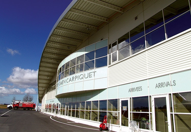 aéroport Caen Carpiquet