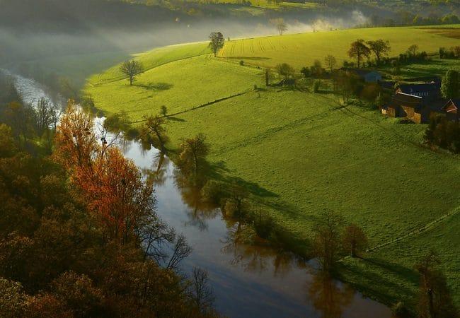 Landscape of Calvados