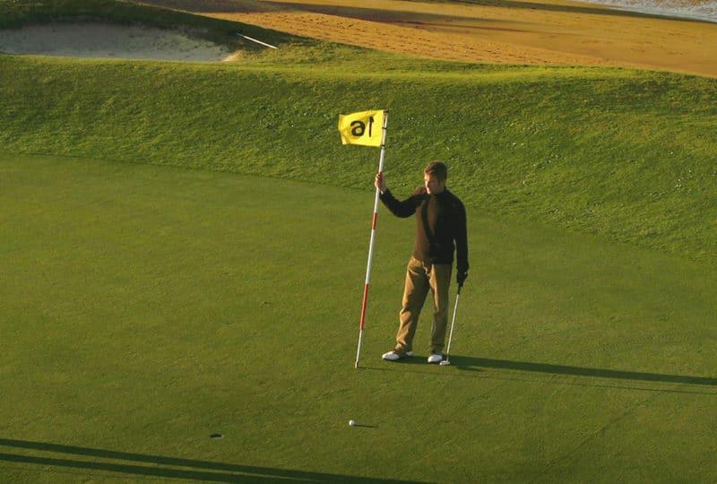 joueurs de golf calvados