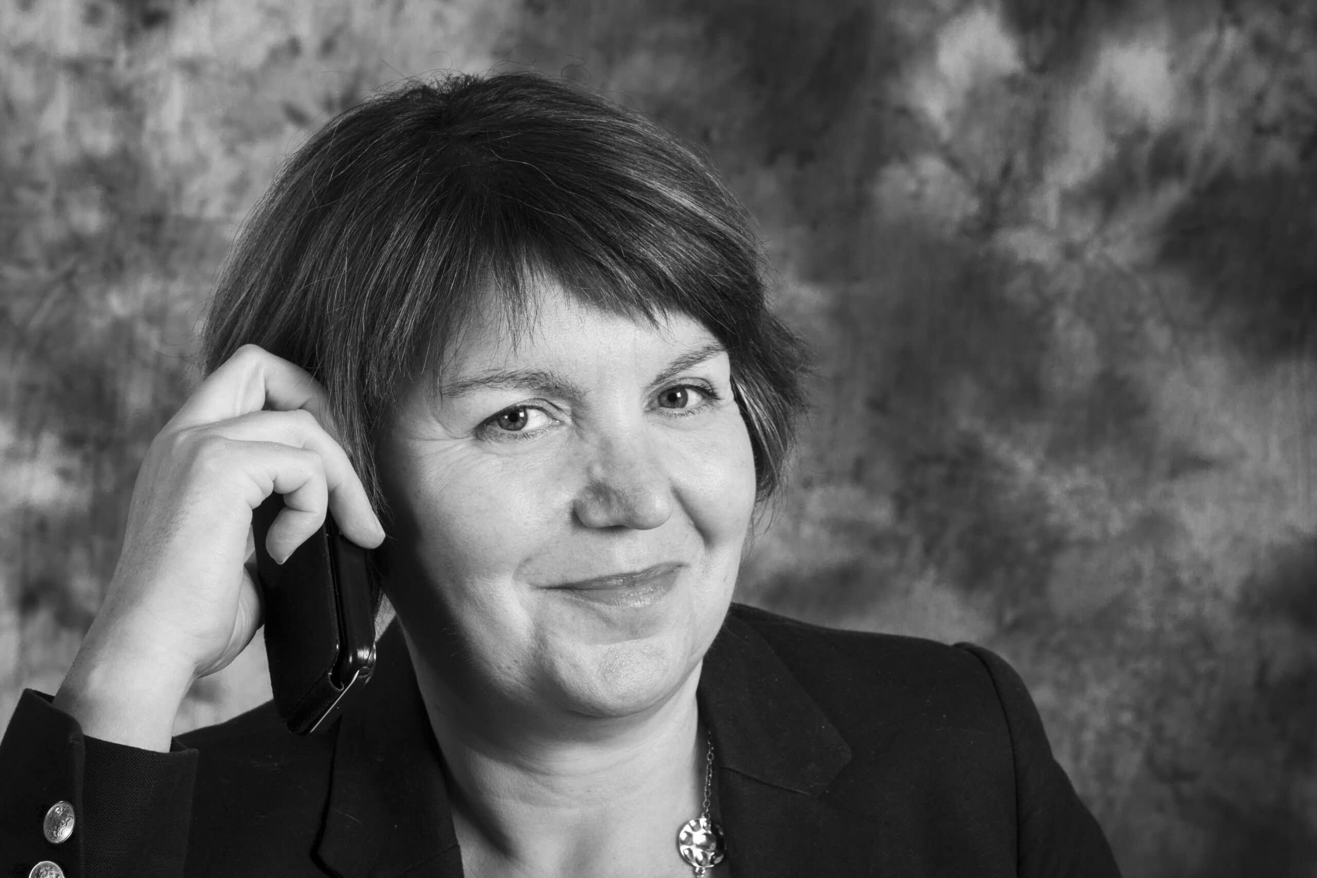 Arielle Le Goff - attachée de presse de Calvados Attractivité