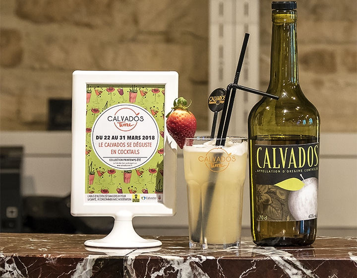 Cocktail de Calvados