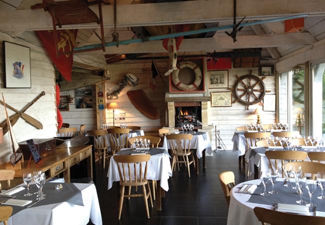 Restaurant le petit vasouyard à Honfleur dans le Calvados