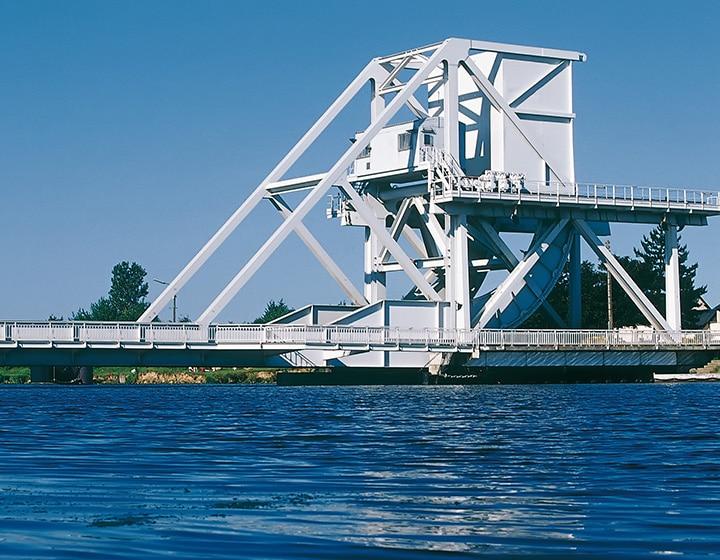 Pont de Pégasus dans le Calvados