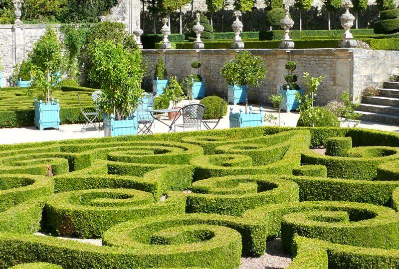 Parc et jardin dans le Bessin dans le Calvados