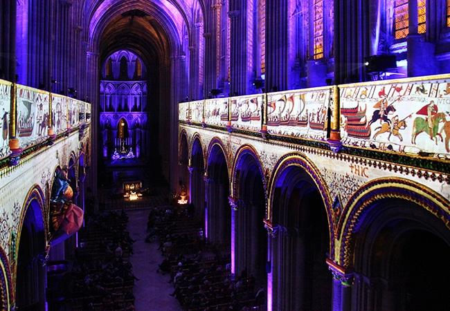 Cathédrale de Guillaume à Bayeux