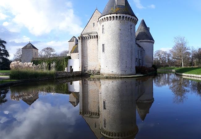 Château de Colombières dans le Calvados