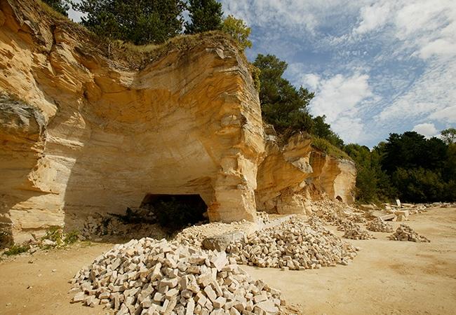 Mines dans le Bessin dans le Calvados