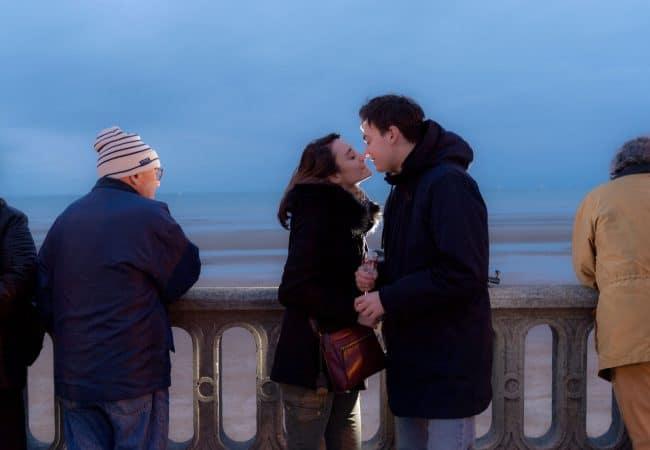 Un bord de mer irrésistible pour les amoureux à Cabourg