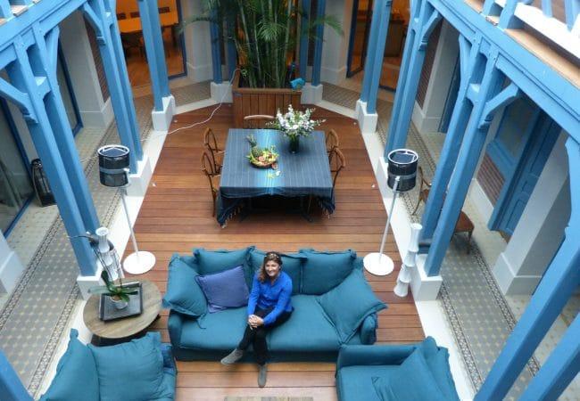 Atelier détox à la Villa d'Eaux de Villers-sur-Mer