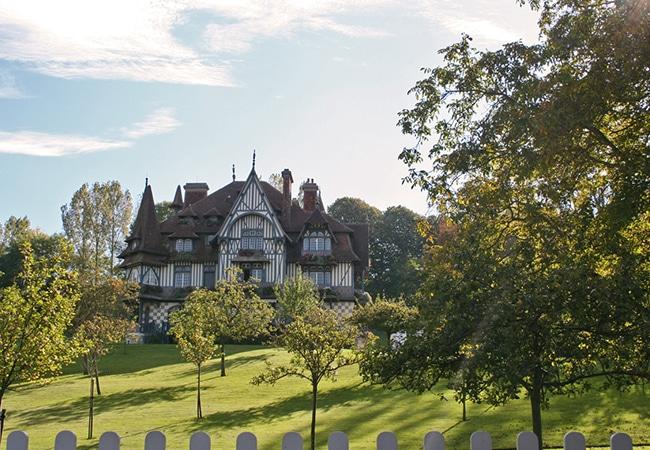 Villa Deauville dans le Calvados
