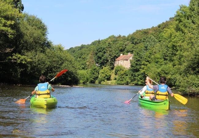 Dans le Calvados, venez pratiquer le canoë-kayak