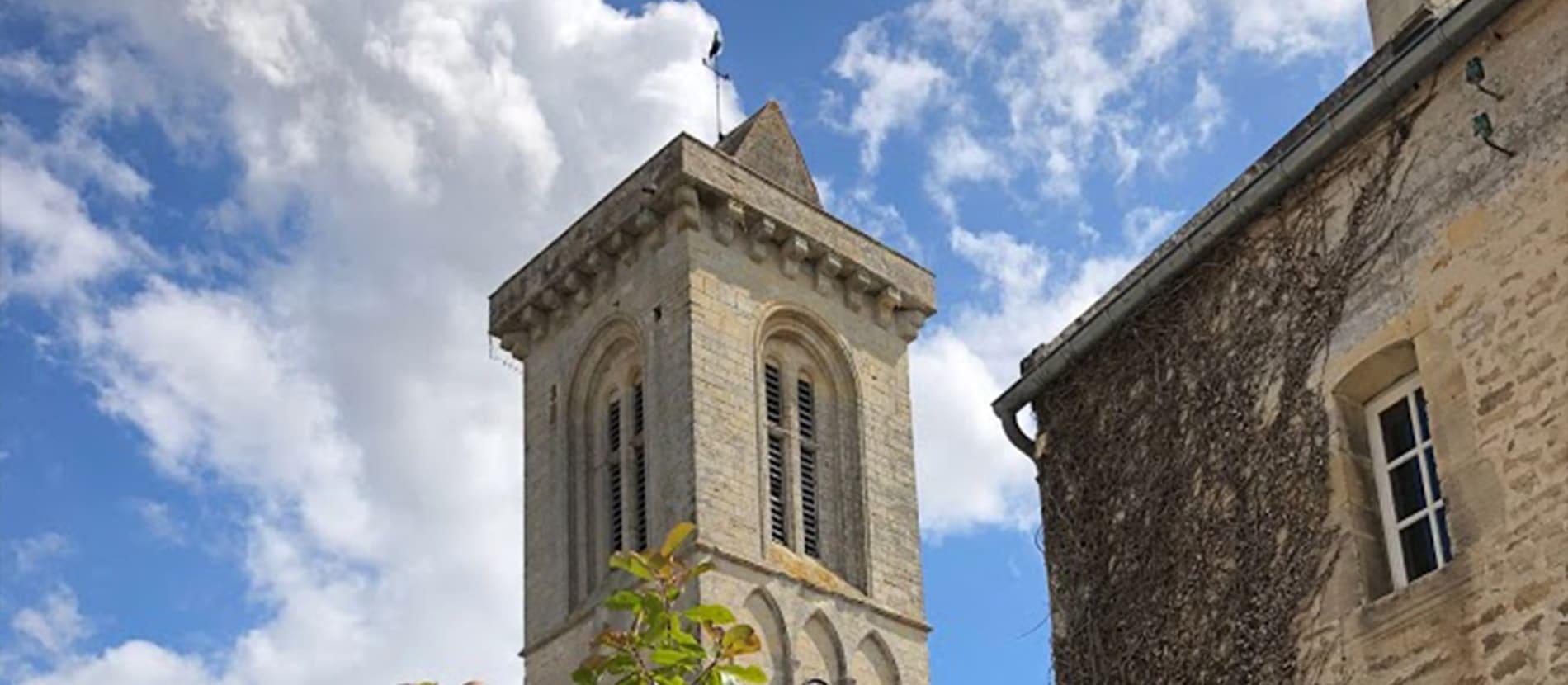 Monument à Reviers dans le Calvados en Normandie