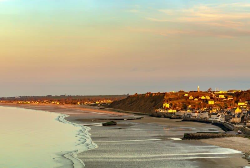 paysage-drone-mer-campagne-calvados