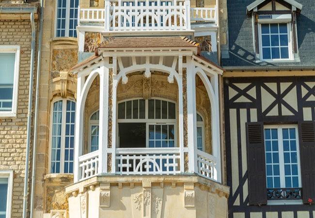 Villa à Saint-Aubin-sur-mer