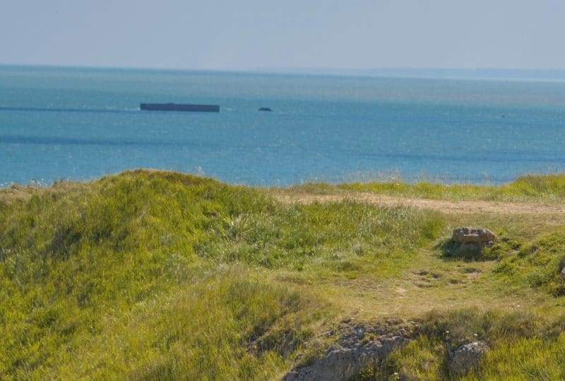 Le panorama du Cap Manvieux