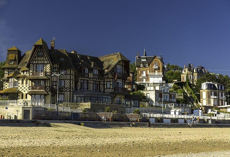 Villas de bord de mer